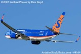 Sun Country B737-8BK N811SY aviation airline stock photo #4164