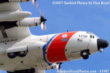 2007 - USCG HC-130H CG-1719 aviation military stock photo #3987