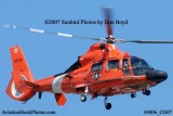 2007 - USCG HH-65C Dolphin #6536 military aviation stock photo #4406