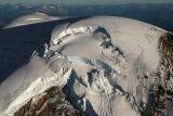 Baker:  Bergschrunds Above Coleman Headwall (MtBaker101006-074adj.jpg)