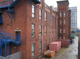 Hull Royal Infirmary old block