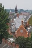 Beverley Rd rooftops