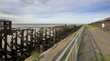 Pennine trail along the Humber