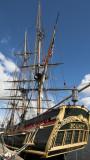 HMS Bounty Albert Dock