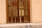 Church Doors at Abiquiu