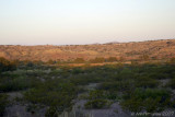 Hills Near the Bosque