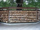 Meiji Shrine - Wooden Votive Plaques