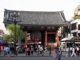 Kaminarimon - Asakusa Temple