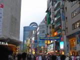 Ikebukuro - Sunshine City (blue bldg.)