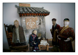 Chinese Wisemen - What Is Left Of the Nativity After The Fighting