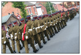 Royal Anglians Get The Freedom of Charnwood