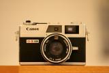 Canon GIII-QL17 (1972)