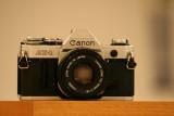 canon AE-1 (1979)