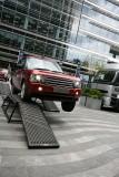 Land/Range Rover experience