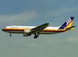 JA-8657 A300B-4