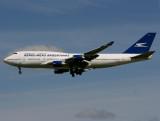 B.747-400 LV-ALJ