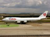 B.747-300 EC-IOO