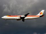 A340-300 EC-GQK