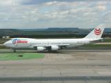 B.747-200 EC-JHD