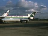 B.727-100 HZ-OCV