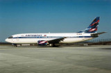at MUC in the old colours.