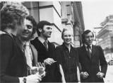 Jason Peller,Aldo Pompeo and Santilli  Among first teachers at the first Vidal Sassoon school in London