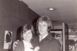 Ann Champion was a teacher and David Marshall. who was  one of Sassoon's youngest ever managers. 171 New Bond st. Salon