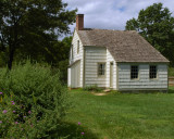 Conklin House (restored to 1853)