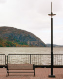 Storm King State Park from Cold Spring, NY