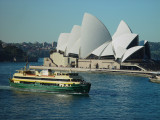 Sydney Cove and the Opera House