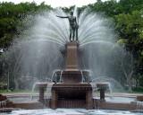 Archibald Fountain - Hyde Park