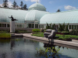 Enida A. Haupt Conservatory West Wing