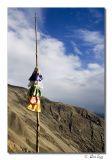 Prayer pole