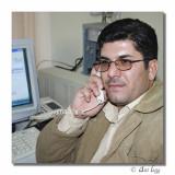 Fawzi in the phone