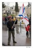 Ranin with the Assyrian Flag