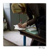 Delzar Taking Notes