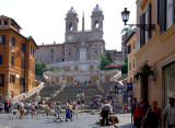 Piazza di Spagna - Spanische Treppe (3072)