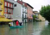 Hochwasser / Highwater in Ascona