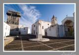 Largo de Dom Dinis (Torre do Castelo, Pousada, Igreja de Santa Maria, Paço de Audiências de D. Dinis e Capela de Santa Isabel)