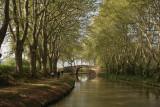 2007 Canal du Midi in April