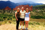 2001 - Karen D., Don and Donna