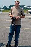 2003 - David Knies at Madison County Executive Airport