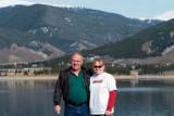 2003 - Don and Karen at Dillon Reservoir