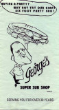 George's Super Sub Shop Images Gallery - click on image to view the galllery