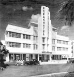 1939 - Breakwater Hotel on South Beach