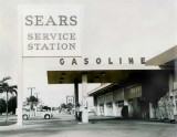 1960 - Sears Service Station at Northside Shopping Center, Miami