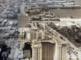 1962 - Downtown Miami looking north from the Everglades Hotel