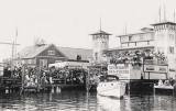 1917 - Elser Pier, downtown Miami on the bay