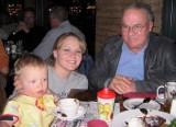 2006 - Grandson Kyler Kramer, Karen Kramer and Don Boyd