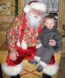 2006 - Grandpa Don Smith and Kyler Kramer